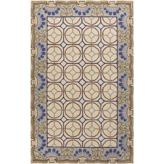 Florence de Dampierre :Hand-Tufted Cayden Indoor Wool Rug (8' x 11')