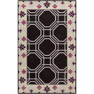 Florence de Dampierre :Hand-Tufted Deacon Indoor Wool Rug (8' x 11')