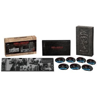 Sons Of Anarchy: The Complete Series Giftset (Blu-ray Disc)