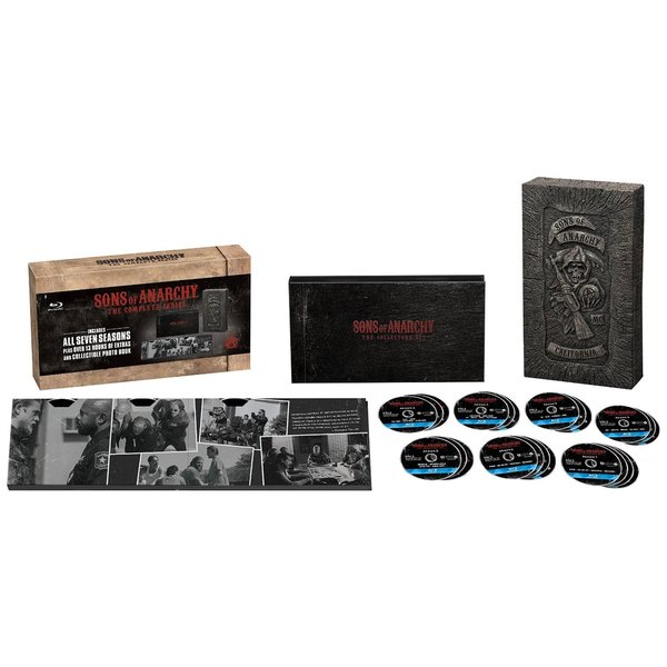 Sons Of Anarchy: The Complete Series Giftset (Blu-ray Disc) 14770876