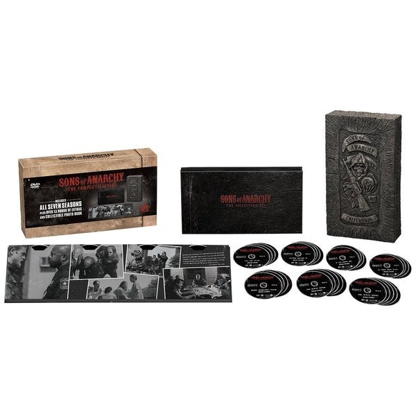 Sons Of Anarchy: The Complete Series Giftset (DVD) 14770877