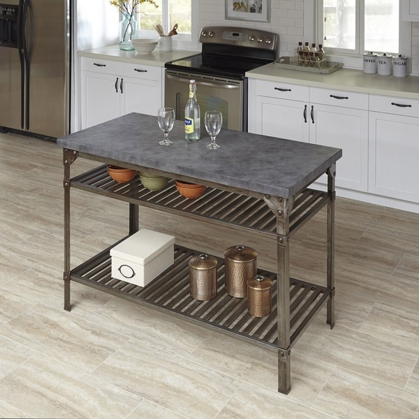 Urban Style Kitchen Island