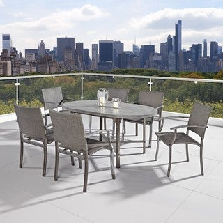 Urban Outdoor 7-piece Dining Set