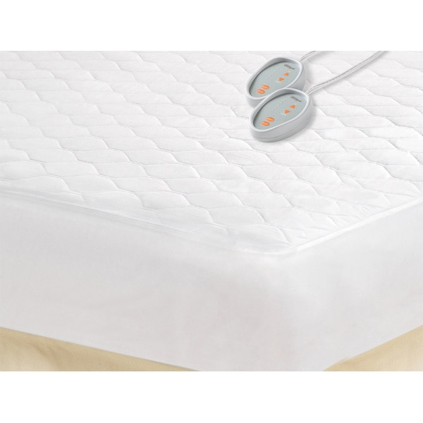 Beautyrest King-size Heated Electric Mattress Pad (As Is Item)