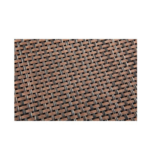 Brown Weave Placemat (Set of 12)