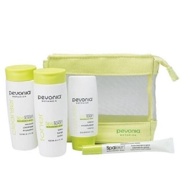 Pevonia Botanica Spateen Blemished Skin Care Kit