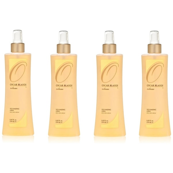 Oscar Blandi Extra Volume 8.45-ounce Volumizing Hair Spray (Pack of 4)