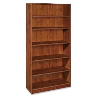 Lorell Cherry Essentials Bookcase