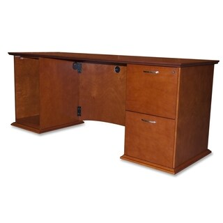 Lorell Contemporary 9000 Cherry Credenza