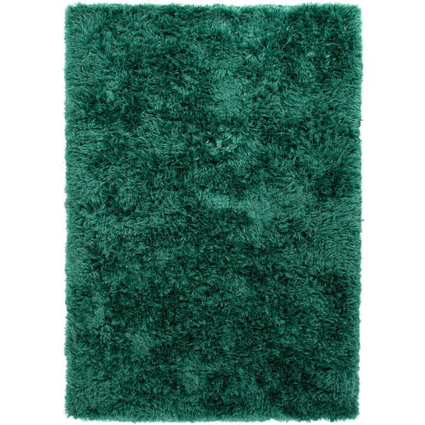 Hand Woven Solid Pattern Blue/Green (2x3) -VR08 Area Rug