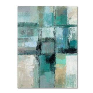 Silvia Vassileva 'Island Hues Crop I' Canvas Art
