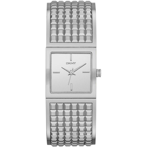 DKNY Women's NY2230 Bryant Park Silver Stainless Steel Watch