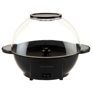 Cook's Essentials 6-quart Popcorn Maker with Automatic Stir Function