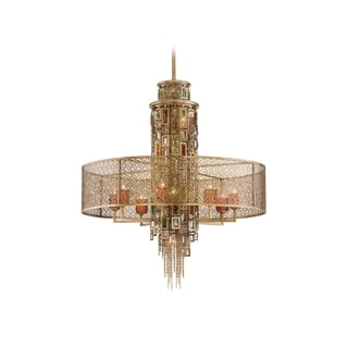 Corbett Lighting Riviera 13-light Dining Pendant