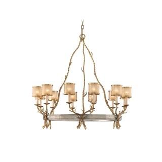 Corbett Lighting Parc Royale 12-light Chandelier