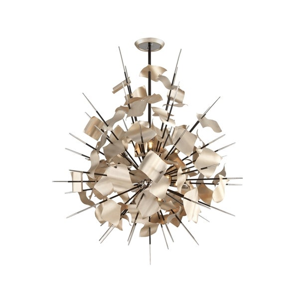 Corbett Lighting Poetry 12-light Pendant