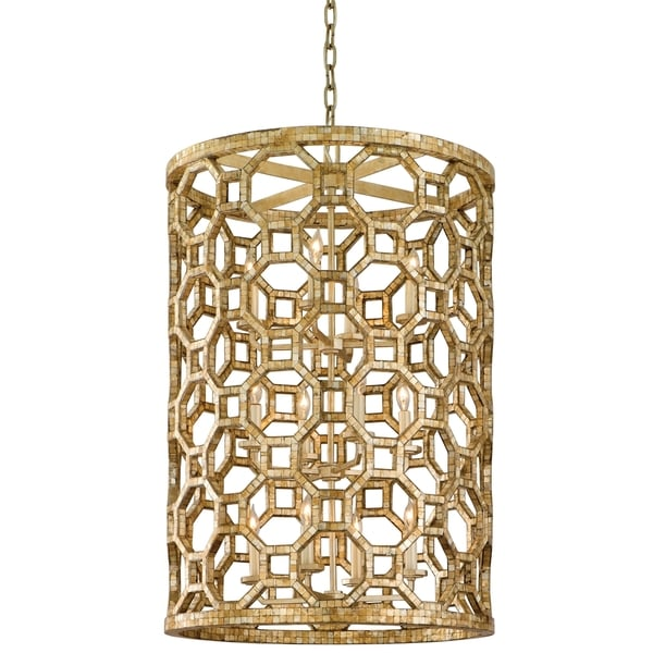 Corbett Lighting Regatta 12-light Entry Pendant