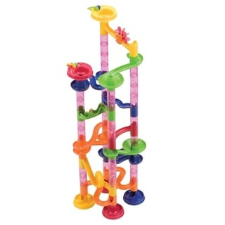 Toysmith Marble Run (80 Pieces)