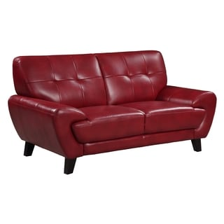 Loveseat Blanche Red