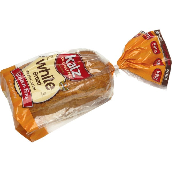 Katz Gluten-free White Bread (2 Pack)