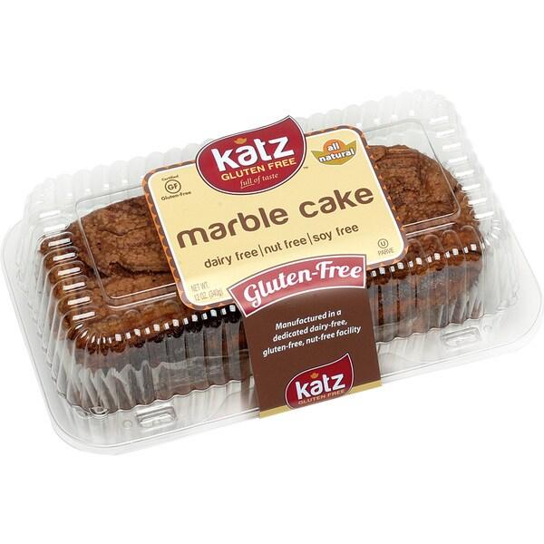 Katz Gluten-free Marble Cake (2 Pack)