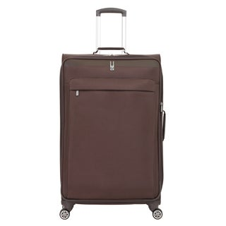 BMW 29-inch Brown Large Spinner Upright Suitcase
