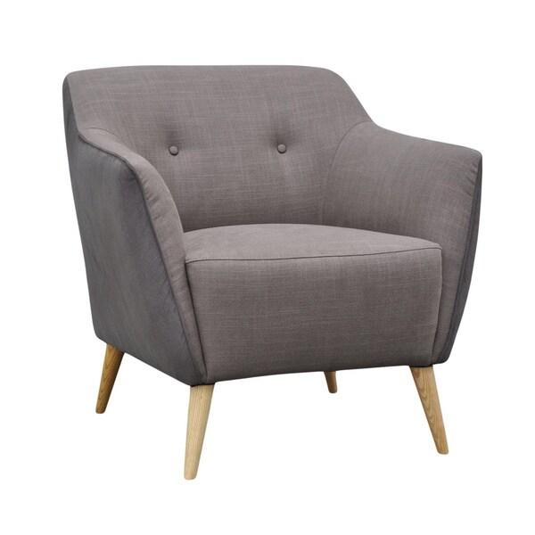 Aurelle Home Rock Club Chair