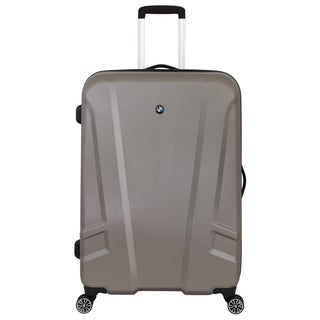 BMW Champagne 27-inch Medium Hardside Spinner Upright Suitcase
