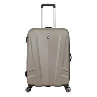 BMW Champagne 23-inch Medium Hardside Spinner Upright Suitcase