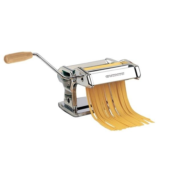 Ovente Hand-Crank Pasta Maker
