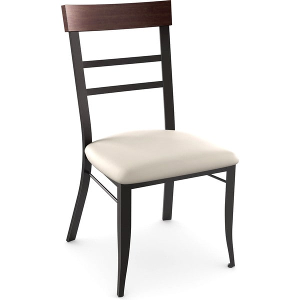 Amisco Cate Metal Dining Chair Overstock