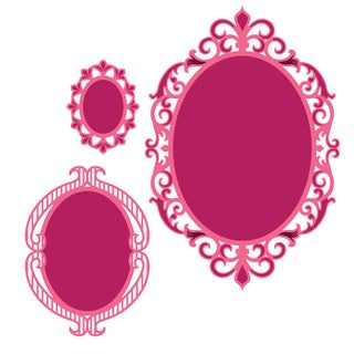 Spellbinders Nestabilities Dies-Fleur De Elegance