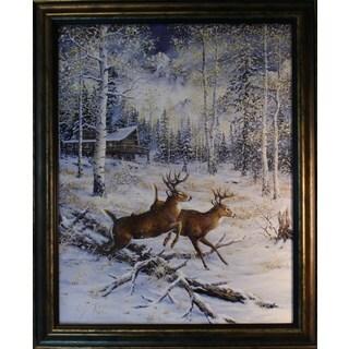 Jeff Tift 'A Pair' Framed Art Print