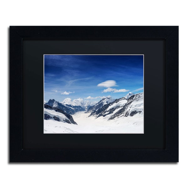 Philippe Sainte-Laudy 'Distances' Framed Matted Art