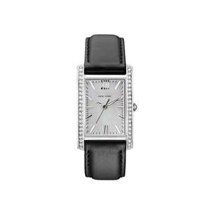 Caravelle by Bulova Women's 43L162 Stainless Steel Crystal Watch