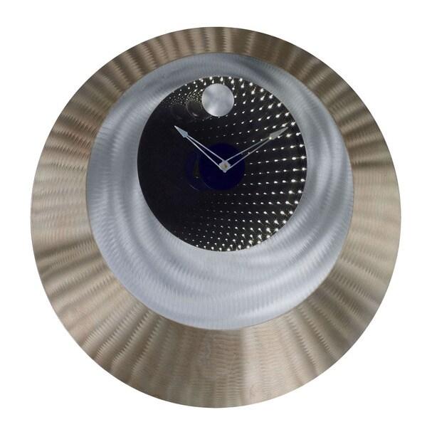 Round N' Round 32-inch Wall Clock