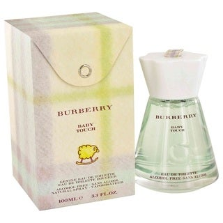 Burberry Baby Touch 3.4-ounce Alcohol-free Eau de Toilette Spray