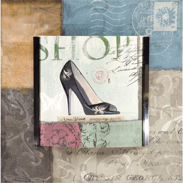 High Heel Obsession II Original Hand painted Wall Art
