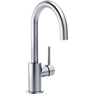 Delta Contemporary Single-handle Bar/ Prep Chrome Kitchen Faucet