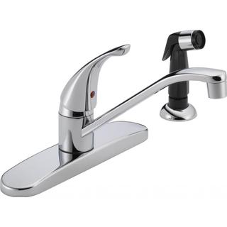 Peerless Single-handle Chrome Kitchen Faucet