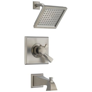 Delta Dryden Monitor(R) 17 Series Brilliance Stainless Tub and Shower Trim