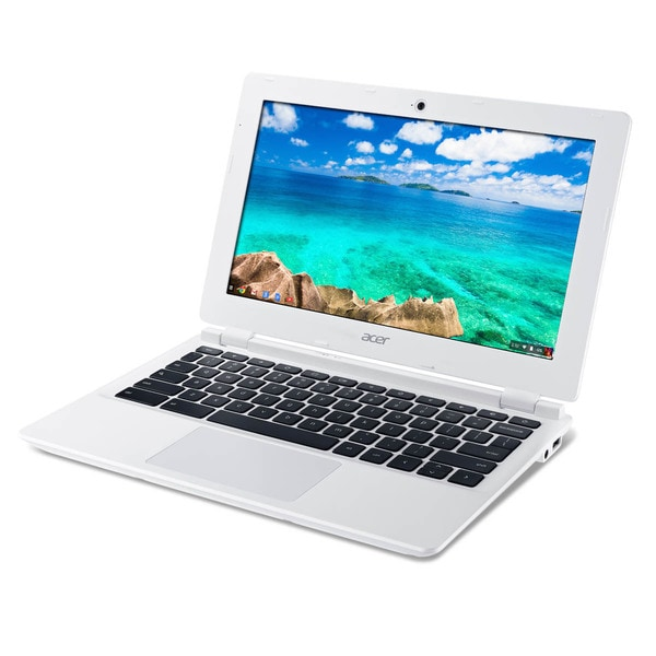"Acer CB3-111-C6EQ 11.6"" LED (ComfyView) Chromebook - Intel Celeron N2 (As Is Item)"