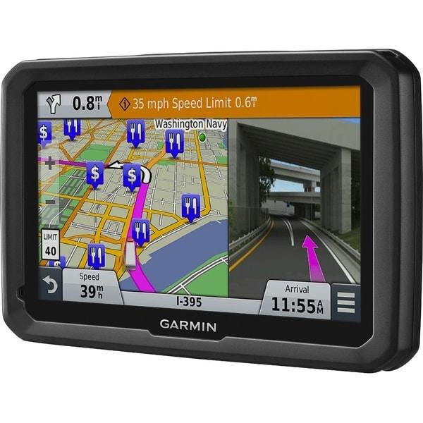 Garmin dēzl 570LMT Automobile Portable GPS Navigator 14780544