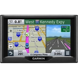 Garmin nüvi 58LM Automobile Portable GPS Navigator - Portable 14780567