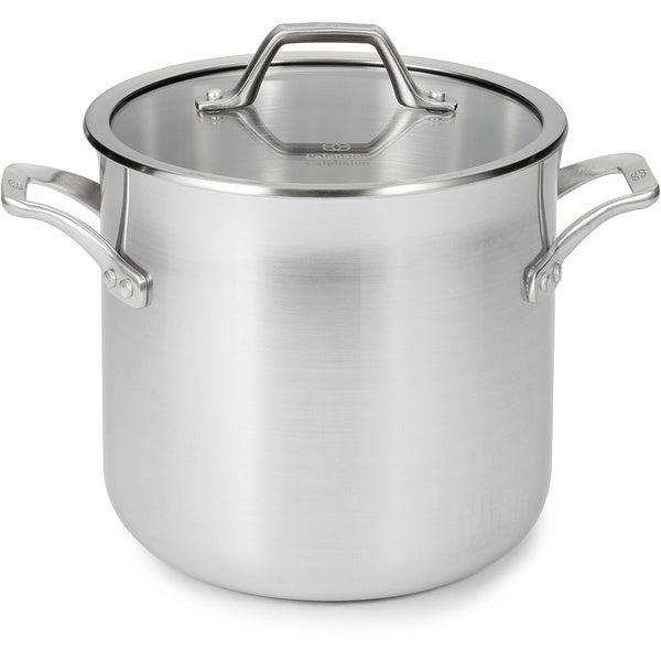 Calphalon AccuCore Stainless Steel 8-quart Stock Pot with Cover