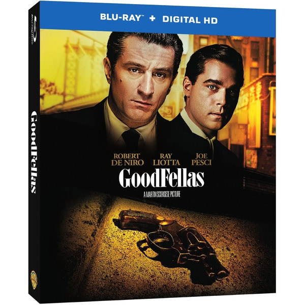 Goodfellas 25th Anniversary Digibook (Blu-ray Disc) 14780886