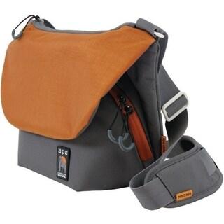 "Ape Case Tech Carrying Case (Messenger) for 11"" Camera - Orange, Gray"