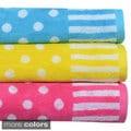 Teen Vogue On The Dot 3-piece Towel Set