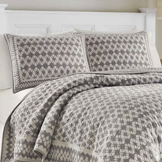 Nautica Selwood Cotton Yarn-dye Quilt