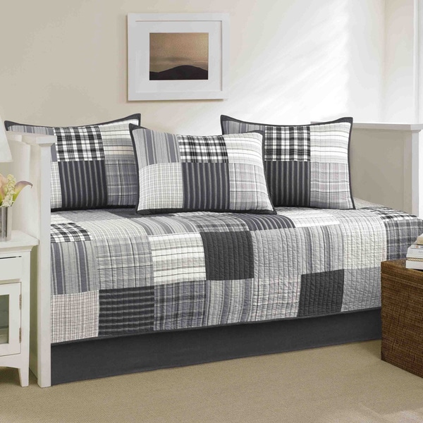 Nautica Gunston 5 Piece Quilted Daybed Cover Set